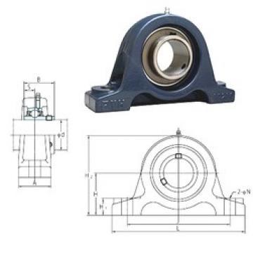 FYH UCIP315-48 bearing units