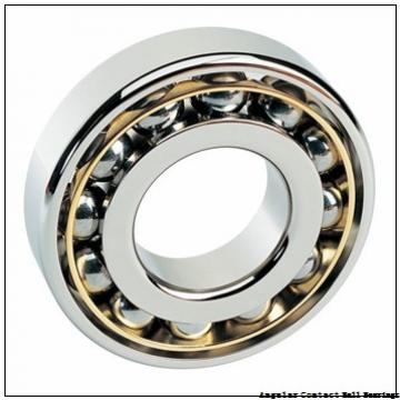 75 mm x 105 mm x 16 mm  NSK 75BNR19H angular contact ball bearings