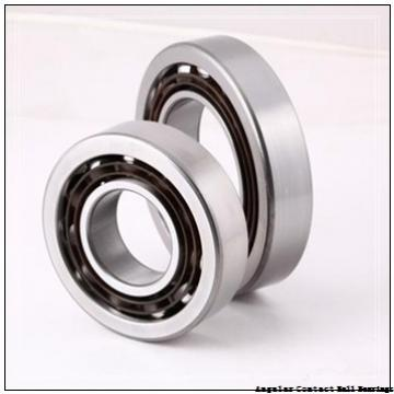 30 mm x 55 mm x 13 mm  NTN 7006CG/GNP4 angular contact ball bearings