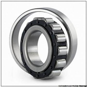 240 mm x 440 mm x 72 mm  NACHI NJ 248 cylindrical roller bearings