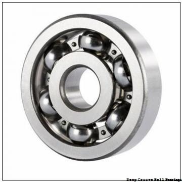 6 mm x 19 mm x 6 mm  NSK F626 deep groove ball bearings
