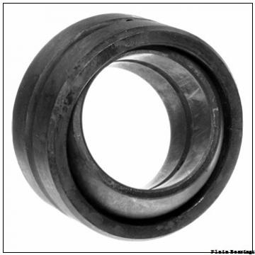 80 mm x 125 mm x 29 mm  Enduro GE 80 SX plain bearings