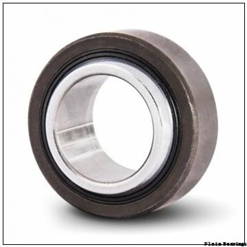 28 mm x 75 mm x 28 mm  NMB HR28 plain bearings