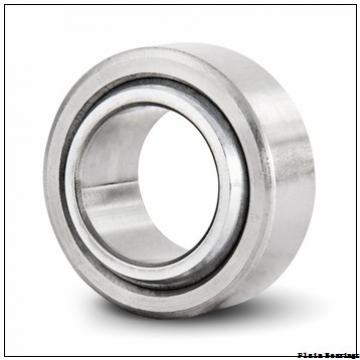 25 mm x 47 mm x 14 mm  INA GE 25 SX plain bearings