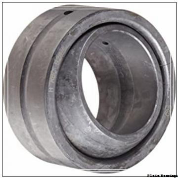 5 mm x 16 mm x 8 mm  FBJ GEBK5S plain bearings