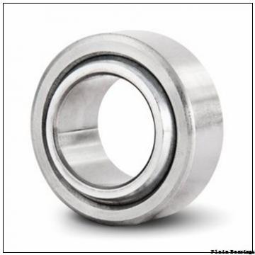 16 mm x 32 mm x 21 mm  INA GAKFL 16 PW plain bearings
