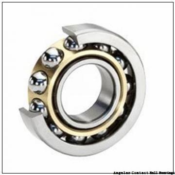 40 mm x 72 mm x 36 mm  PFI PW40720036/33CS angular contact ball bearings
