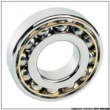 35 mm x 62 mm x 20 mm  FAG 3007-B-2RSR-TVH angular contact ball bearings