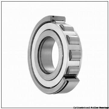 560 mm x 820 mm x 195 mm  NSK NCF30/560V cylindrical roller bearings
