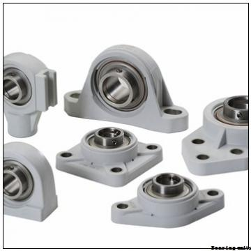 25 mm x 76 mm x 38,1 mm  ISO UCFCX05 bearing units
