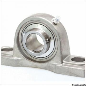 SKF TU 20 FM bearing units
