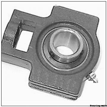 Toyana UKF218 bearing units