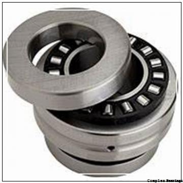 ISO ARN4580 complex bearings