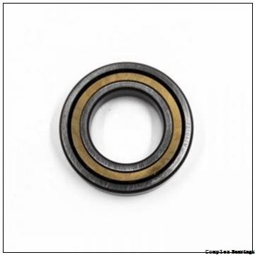 90 mm x 180 mm x 22,5 mm  INA ZARN90180-TV complex bearings