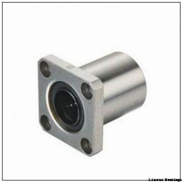 8 mm x 15 mm x 17,5 mm  Samick LM8AJ linear bearings