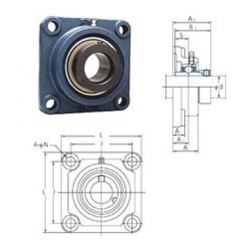FYH NANF205-15 bearing units