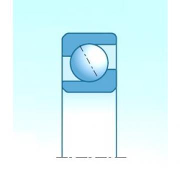 31,7 mm x 69,8 mm x 17,4 mm  SKF 406270 angular contact ball bearings