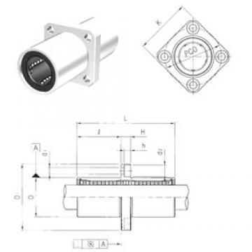 Samick LMKM10 linear bearings