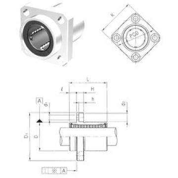 Samick LMKP50 linear bearings