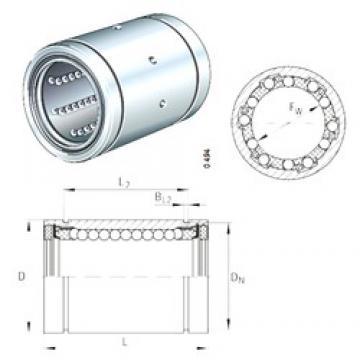 INA KBS40-PP linear bearings