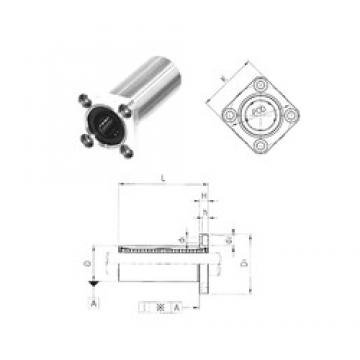 Samick LMK35L linear bearings