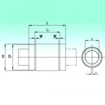 NBS KBS3068 linear bearings