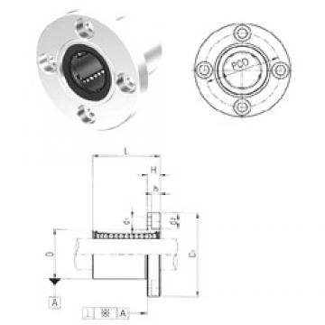Samick LMF10 linear bearings