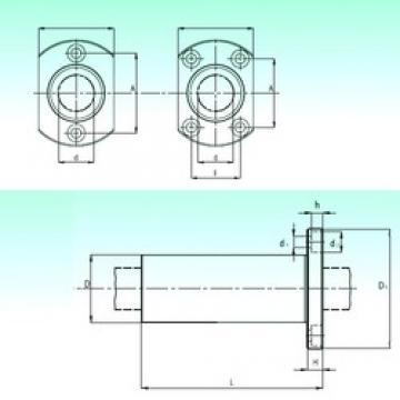 NBS KBHL 13-PP linear bearings