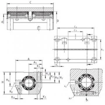 INA KTSS30-PP-AS linear bearings