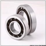 45 mm x 85 mm x 19 mm  ZEN S7209B angular contact ball bearings